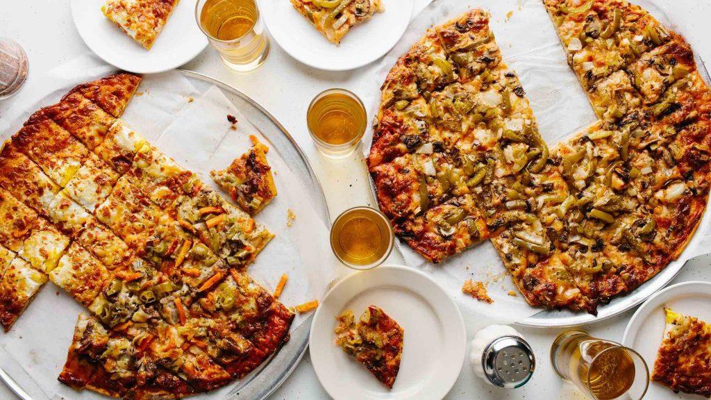 Pizza City, USA Tours