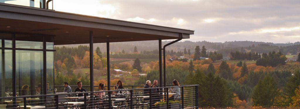 Portland Winery Tour