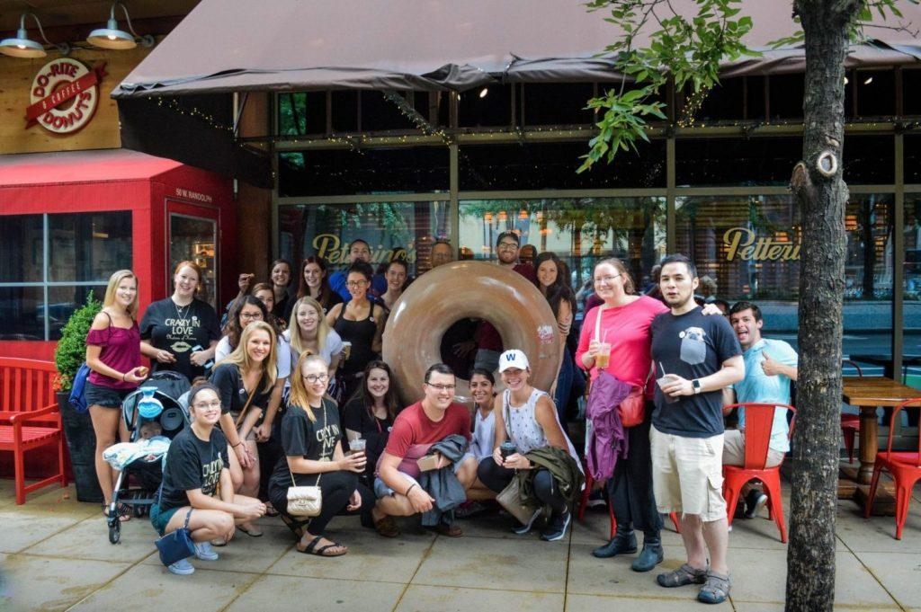 Underground Donut Tour