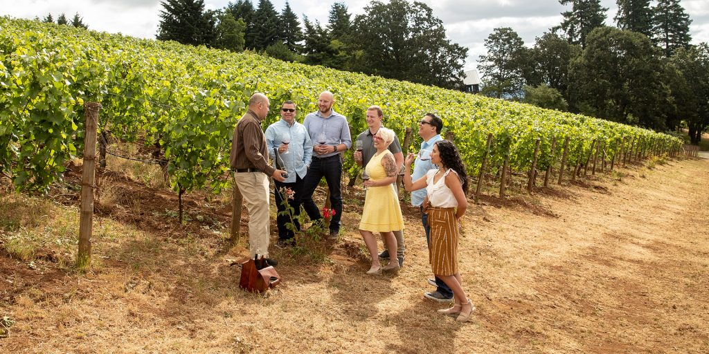 seattle food and wine tours vinyard