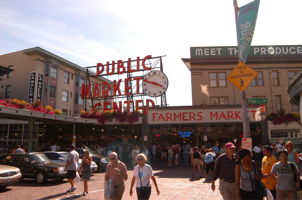pike market visit