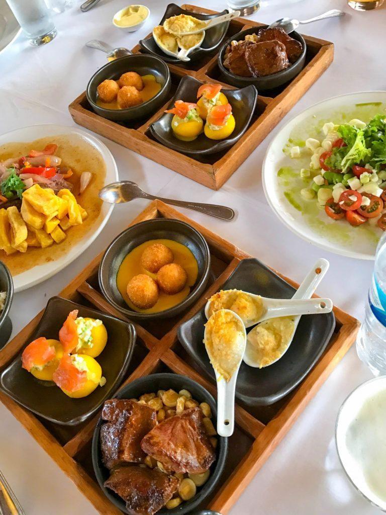 gourmet lima food tour