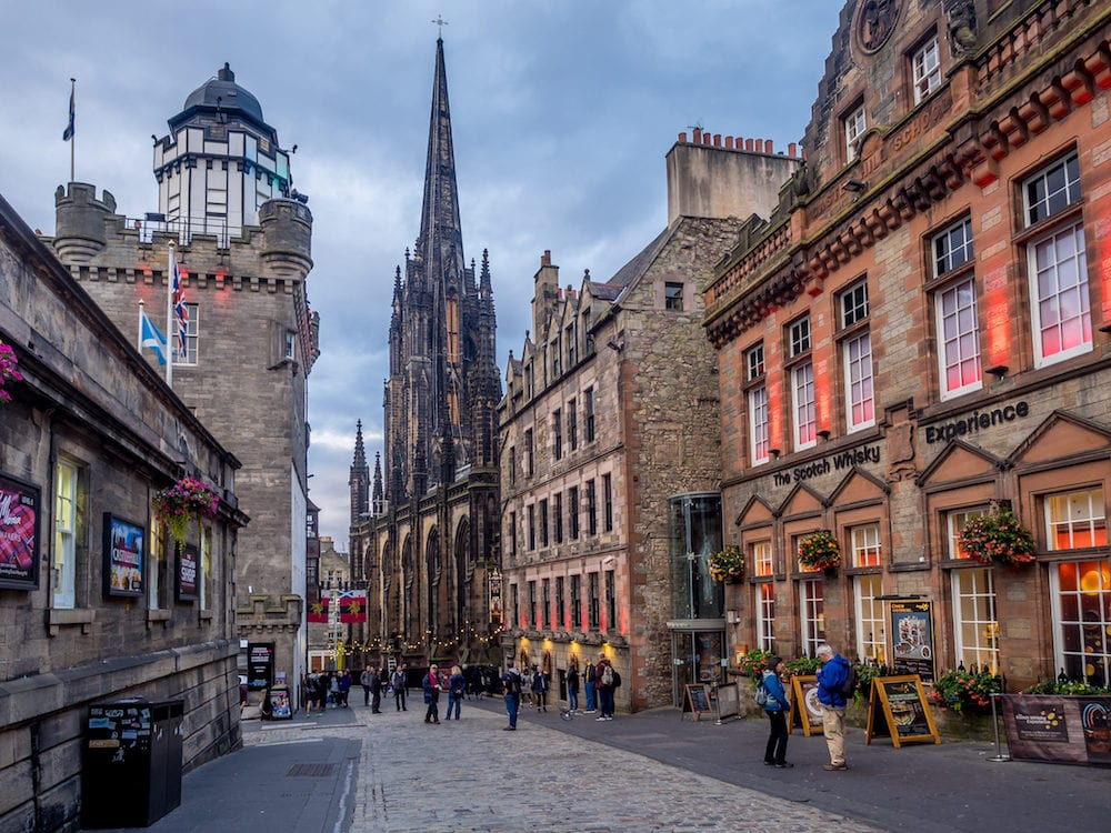 Edinburgh Food Tours