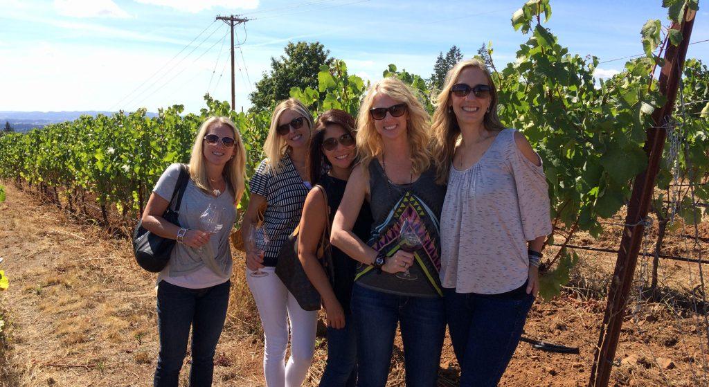 Triangle Portland Wine Tours