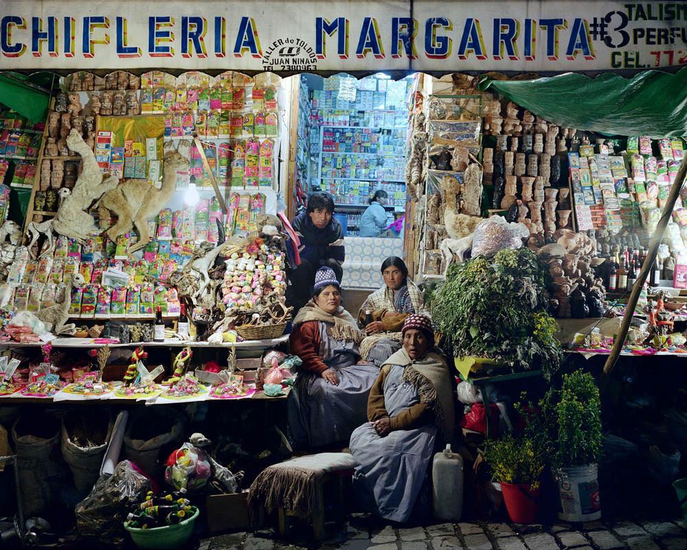 witch market lima tour