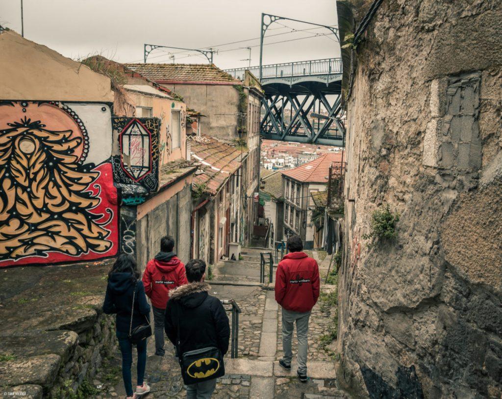 porto walking tour