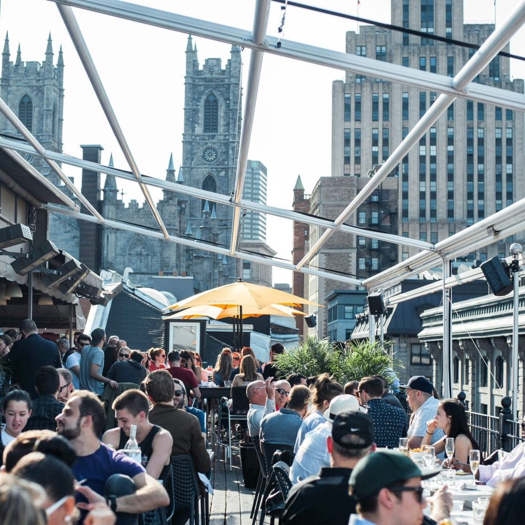 Terrasse Nelligan Montreal things to do summer